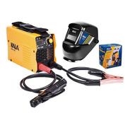 Kit Maquina Solda Inversor Tig 130a Bivolt C/ Máscara Kala
