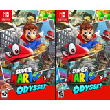 Super Mario Adysey Nintendo Switch + Local + Nuevo Sellado