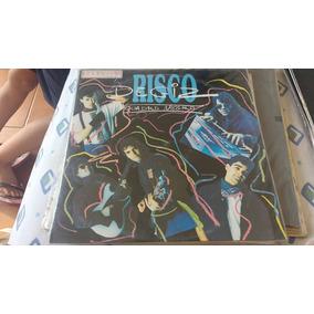 Disco Vinil Risco De Giz Quadro Negro - Noites A Fora