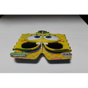 Lentes Sponge Bob Para Nino/nina Con Proteccion Uv