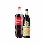 Combo Previa Fernet Branca 750cc + Coca Cola 2,25 Lts