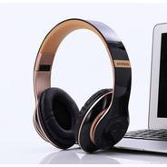 Fone De Ouvido Headphone Micro Sd Usb Fm Bluetooth