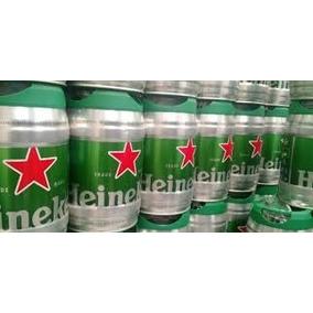 Barril Chopp Lager Heineken 5 Litros Importado 1 Unidade