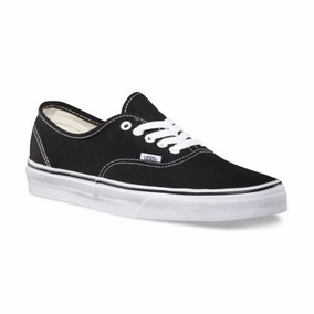 Zapatillas Vans Mod Authentic!!! 100% Original! Negro!!