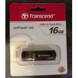 Pendrive Transcend Jet Flash 350 16 Gb