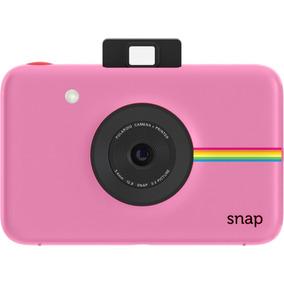 Camara Instantánea Snap Polaroid Polsp01bp Pink