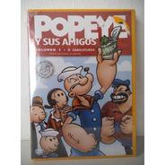 Popeye Y Sus Amigos Vol 1 Dvd