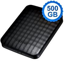 Hd Externo Tochiba 500gb Portable 3.0 Novo