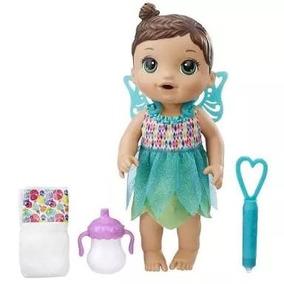 Boneca Baby Alive Hora Da Festa Morena - B9724 Hasbro