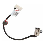 Conector Power Dc Jack Dell Inspiron I15-5566 5452 5458 5558