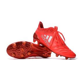 save off df01b 48082 Tacos De Futbol adidas Chaos Red