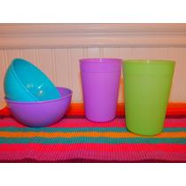 Vasos Plasticos Apilables Irrompibles