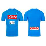 Camisa Napoli Italia Original Pronta Entrega Frete Gratis