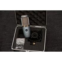 Microfone De Gravação Akg Perception 420 Condensador