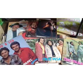 Lps Musica Sertaneja Raiz Lote C 8 Discos
