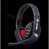 Audifonos Diadema Gamer Ps3 Pc Escucha El Juego Y El Chat
