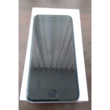 Iphone 6 - 16gb Space Gray Libre De Claro, En Caja
