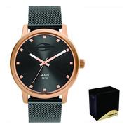 Relógio Mormaii Feminino Original C/garantia Nf Mo2035jq/5j