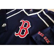 Remera Casaca Boston Red Sox Talle Xl Original