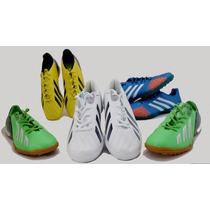 Zapatos Futsa Adidas Microtacos Varios Colores Adultos Salon