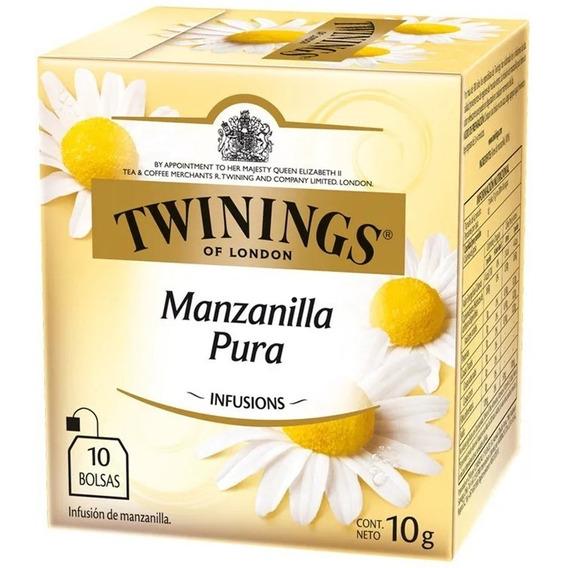 Té Twinings Manzanilla