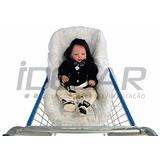 Protetor Descartável Para Bebê Conforto Supermercado 20gr
