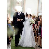 Vestido De Noiva Pronovias Diango Tam 38