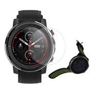 Xiaomi Amazfit Stratos Smart Watch Gps + Glonass + Protector