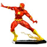 Estátua The Flash Art Scale 1/10 Dc Comics Iron Studios
