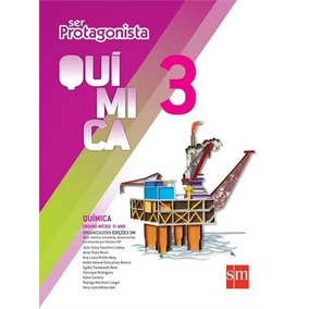 Ser Protagonista - Quimica - 3º Ano - Ensino Médio - 3º Ano