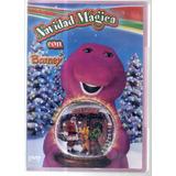 Navidad Mágica Con Barney Dvd Video Región 4