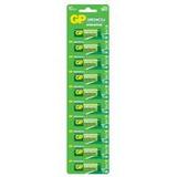 Pila Gp Aa Greencell 1.5v Blister 10
