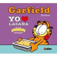 Garfield Yo Amo La Lasaña, Jim Davis, Kraken