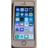 Vendo Apple Iphone Se 16gb Estado De Novo Com Nota Fiscal