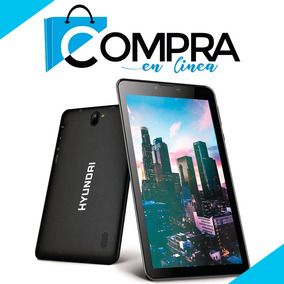 Tablet Hyundai Mejor Q Samsung 7 Pulg 16gb Celular + Regalos