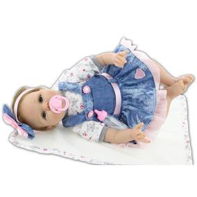 Boneca Reborn Linda Menina Princesa 5 Pronta Entrega