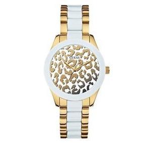 291775456da41 Relogio Guess Dourado Eua Macy S - Relógios no Mercado Livre Brasil