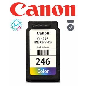 Cartucho Canon 246 Color Totalmente Original Y Sellado