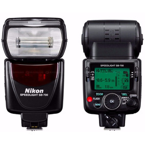 Flash Nikon Sb-700 Speedlight Lançamento Promoção Original