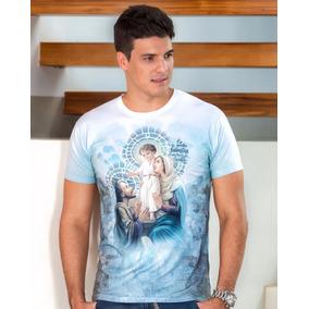 Camiseta Sagrada Família Masculina
