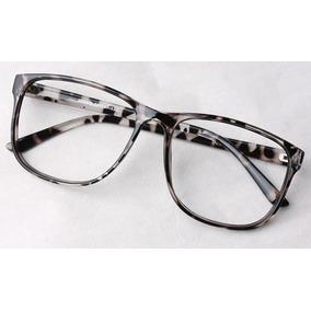 aa5a8d1f027a6 Armaçao Oculos Vintage Quadrado 17 - Óculos Armações no Mercado ...
