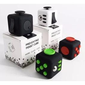 Cubo Spinner Fidget Dado Anti-estresse Ansiedade - 4cm