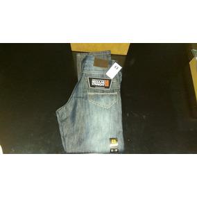 Southpole Straight Fit Jean, Dark Sand Blue, 32x32