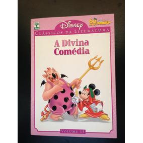 Disney Clássicos Da Literatura Vol. 13 A Divina Comédia