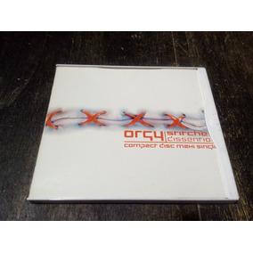 Cd Orgy - Stitches - Dissention - Maxi Single