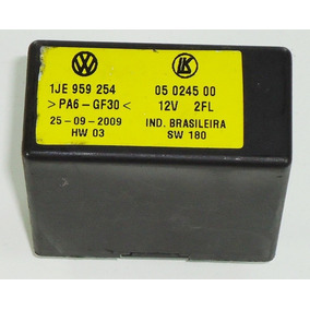 Rele Do Retrovisor Elétrico Polo/gol/fox 1je959254 Vw 2007