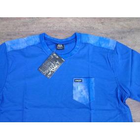 2d10a1acc2081 Half Lore Skate Masculino Oakley - Camisetas Manga Curta no Mercado ...