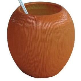 Creative Converting Diseño De Coco Vaso De Plástico, 510,29