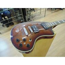 Guitarra Giannini Gcra202 El Fm Craviola Lcb Sunburst, 12589