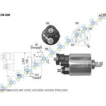 Automatico Motor De Partida Civic Accord Acura Prelude